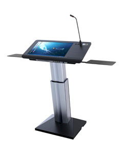 ILS21HL lectern podium