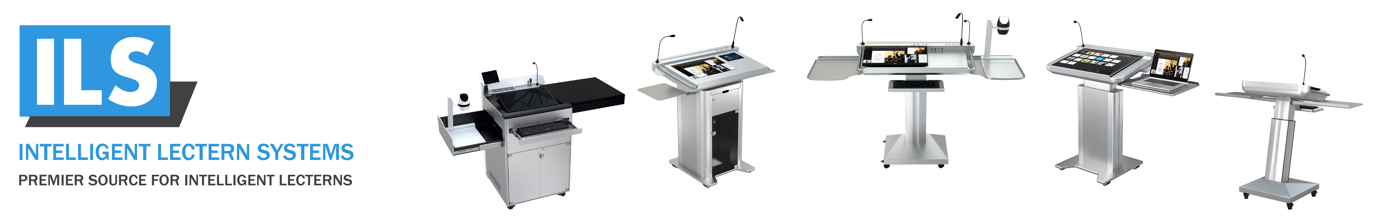 ILS, your premier source for intelligent lecterns